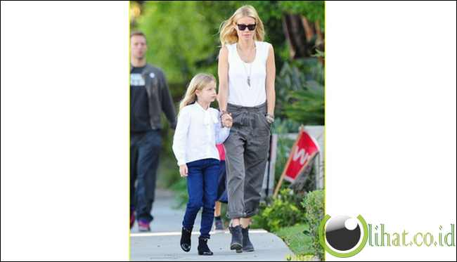 Putri Chris Martin - Gwyneth Paltrow