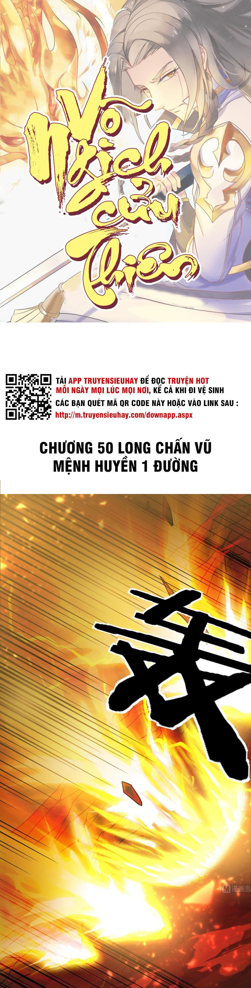 Võ Nghịch Cửu Thiên - Chap 50