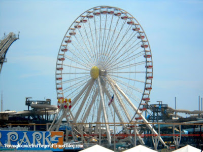 Morey's Piers Amusement Park in Wildwood New Jersey