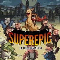 SuperEpic: The Entertainment War logo
