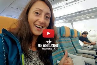 Katja von den Wegsuchern beendet ihre Weltreise frühzeitig und fliegt nach Bremerhaven zurück