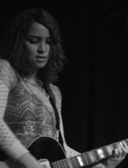 2007 photo of Gaby Moreno by Gregory J. Chamberlain