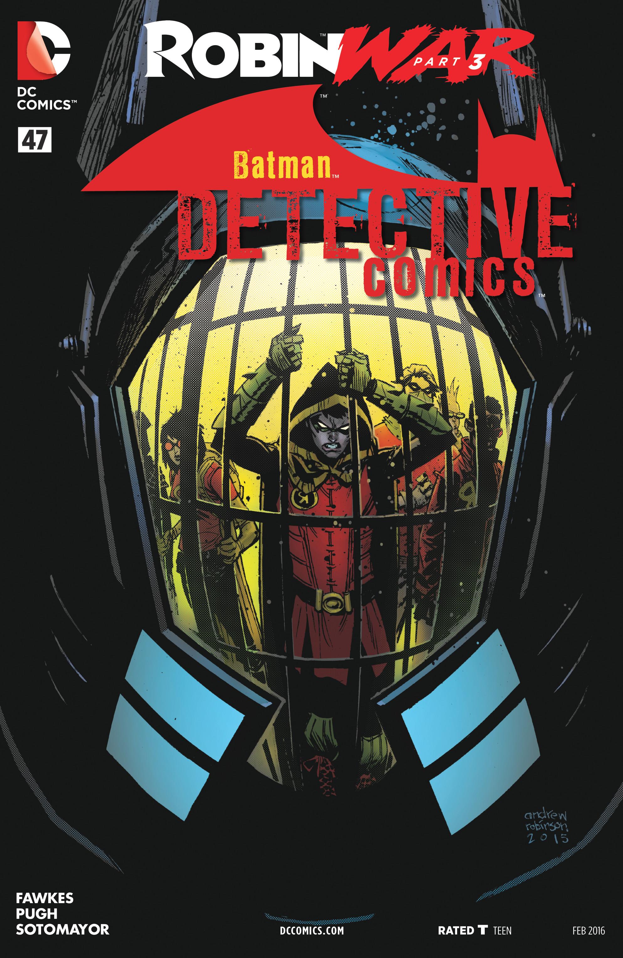 Detective Comics (2011) 47 Page 1