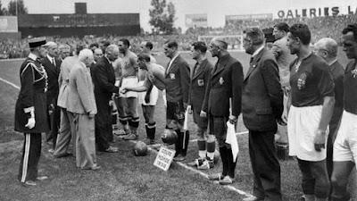 Tuan Rumah Penyelenggaraan Piala Dunia FIFA 1938 - berbagaireviews.com