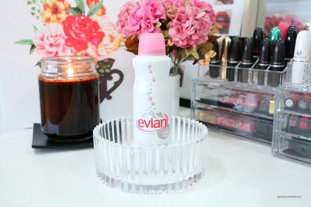 Evian Facial Spray Review