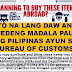 BE INFORMED: NUMBER OF COSMETIC ITEMS, TOYS YOU CAN BRING INTO PH! READ...