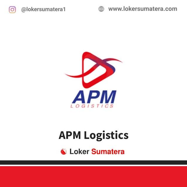 Lowongan Kerja Padang, APM Logistics Juli 2021