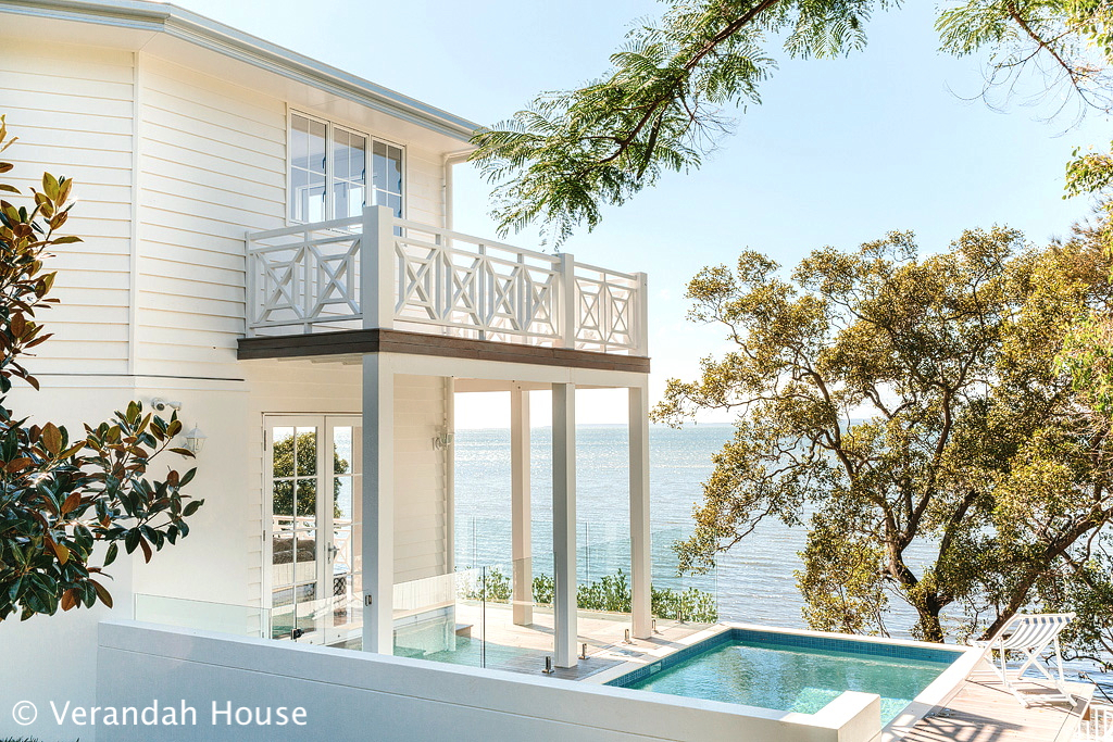 verandah house an ocean view. Black Bedroom Furniture Sets. Home Design Ideas