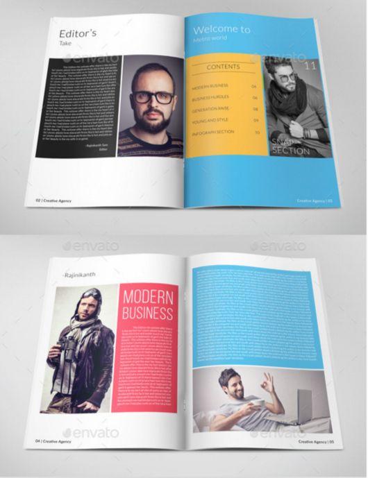 93. Metro Style Newsletter