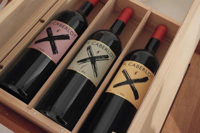 caberlot vino etichetta