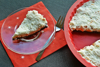 Tarta brzoskwiniowo-kokosowa