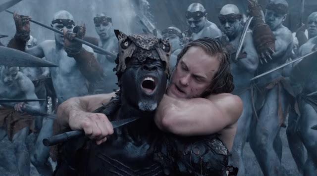 A Lenda de Tarzan | Veja Alexander Skarsgard no trailer final estendido da adaptação