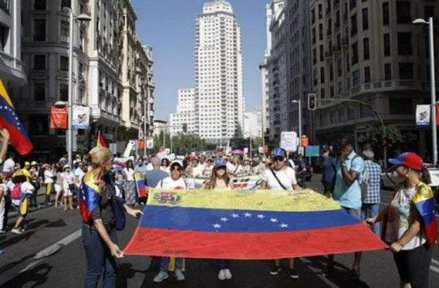 Defensor de Pueblo español pide protección temporal para venezolanos
