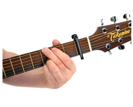 Capo Guitar Planetwaves PWCP07B