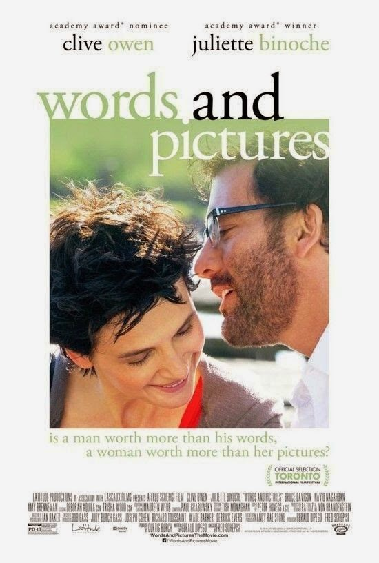 Words and Pictures 2013 HDRip ταινιες online seires oipeirates greek subs