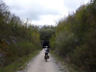 Vía Verde. Túnel