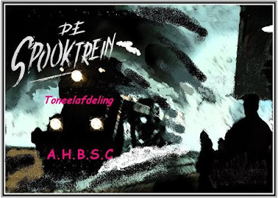 Affiche van de Spooktrein