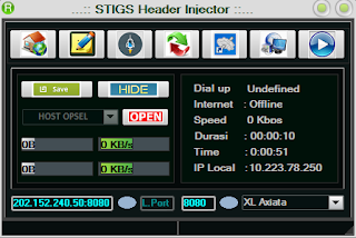 STIGS Header Injector All Operator