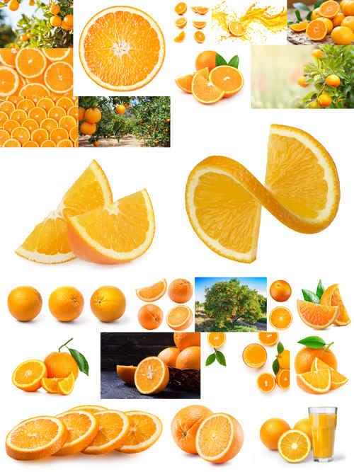 تحميل 25 صورة عالية الدقة لفاكهة البرتقال