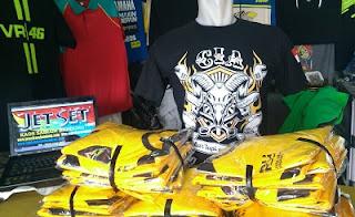 Pusat Tempat Pembuatan Kaos Sablon Murah Bandung