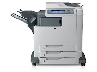 Image HP Color LaserJet CM4730 Printer Driver