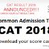 CAT 2018 Result  (ANNOUNCED) - Check CAT Result 2018 at iimcat.ac.in
