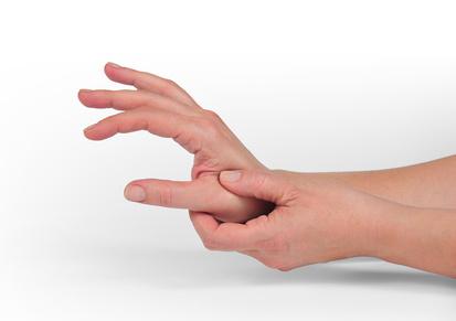 Dolor muneca dedo pulgar