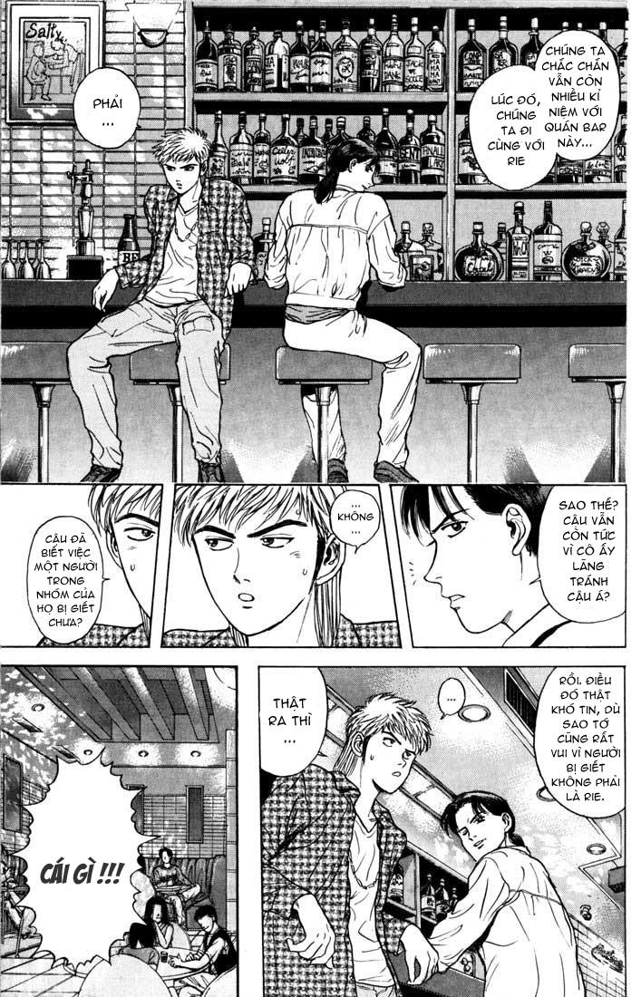 Psychometrer Eiji chapter 29 trang 12