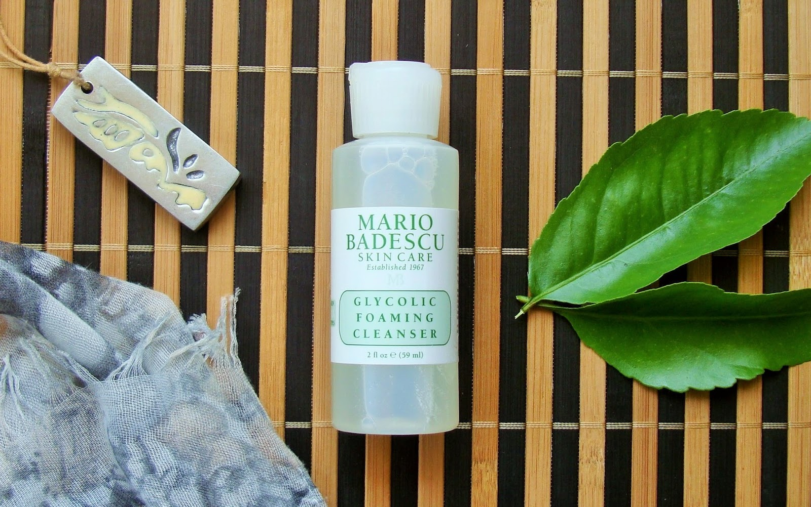 Little White Truths Mario Badescu Glycolic Acid Cleanser