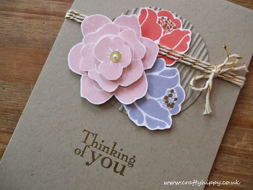 Stampin' Up!. Simple Stems, Bakers Twine