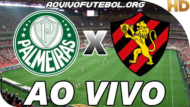 Assistir Palmeiras x Sport Ao Vivo