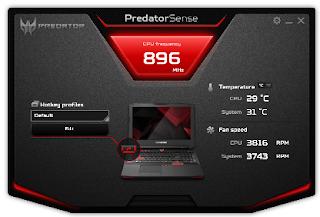 Acer Predator 17 Gaming Laptop - G9-791-735A User Manual PDF Download (English)