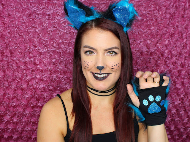 Budget Friendly Halloween: Easy Cat Costume & Tutorial