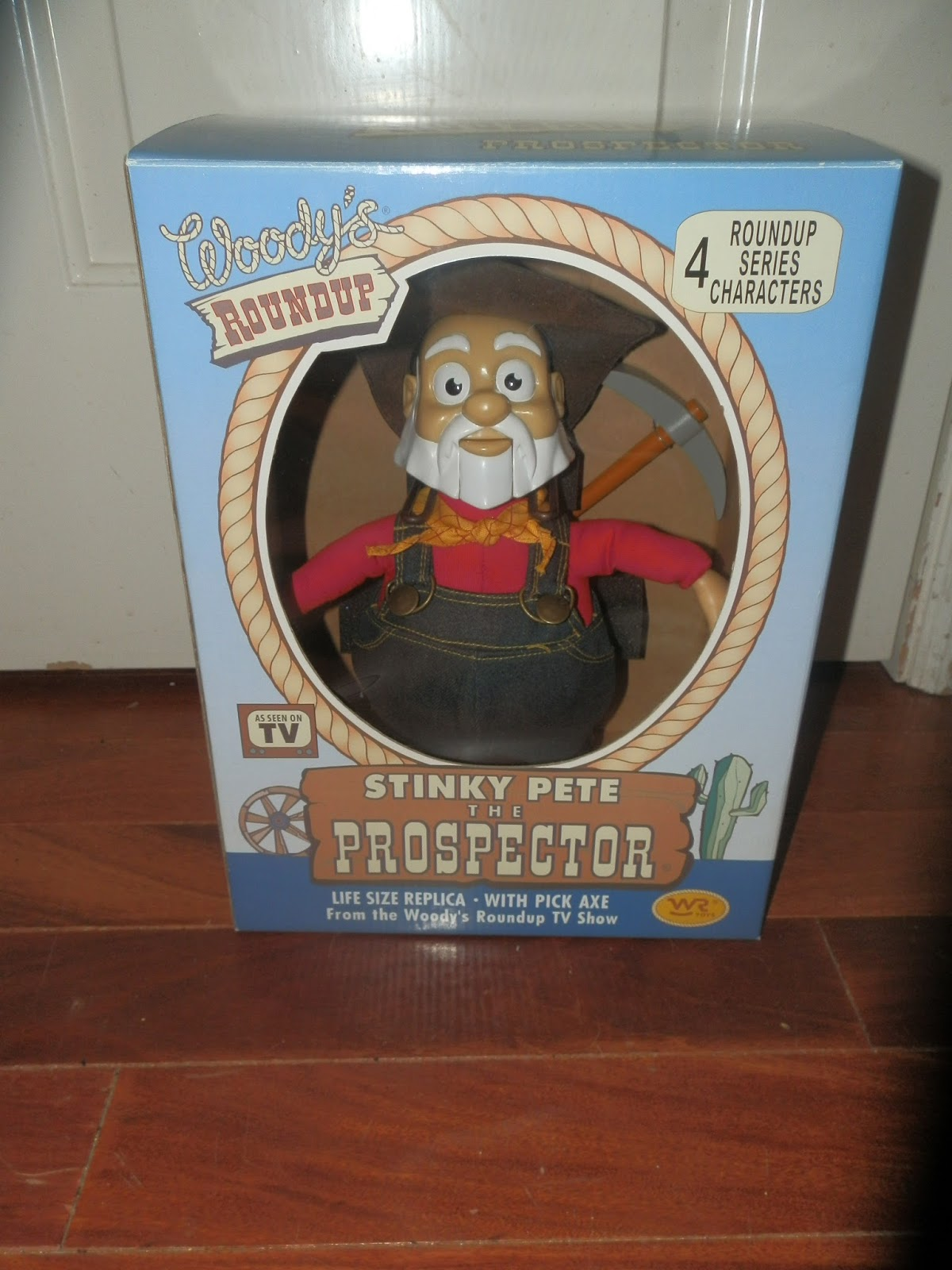 World Of Toy Story The Prodigal Son Has Returned Stinky Pete The