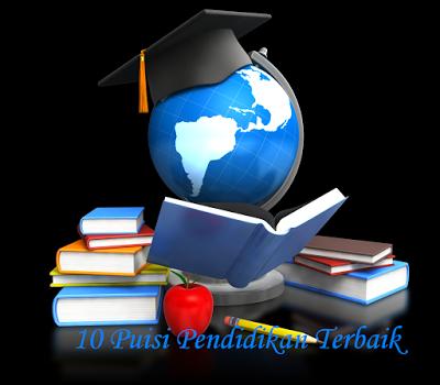 Kumpulan Puisi Tentang Pendidikan