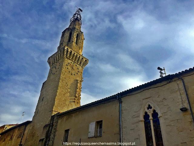 Centro Histórico de Avignon