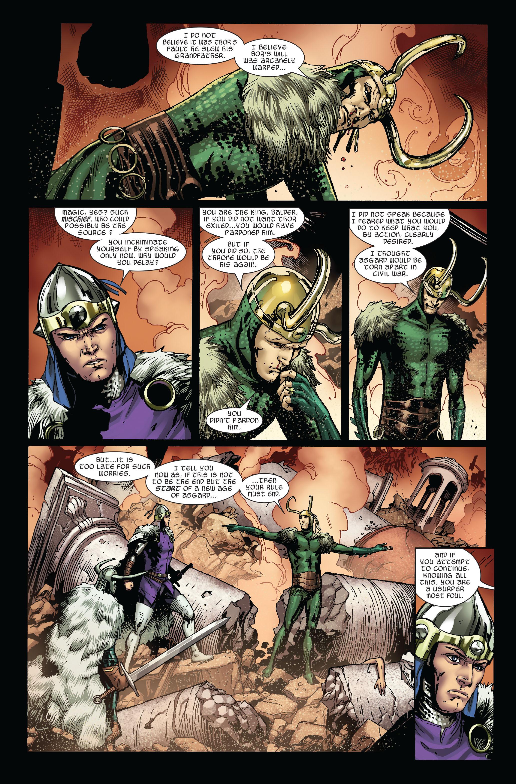 Thor (2007) Issue #609 #22 - English 10