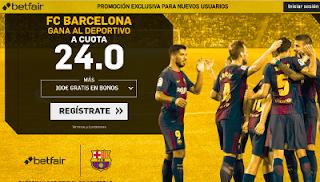 betfair supercuota Barcelona gana a Deportivo 29 abril