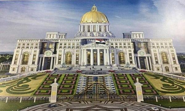 telangana-new-secretariat-blueprint