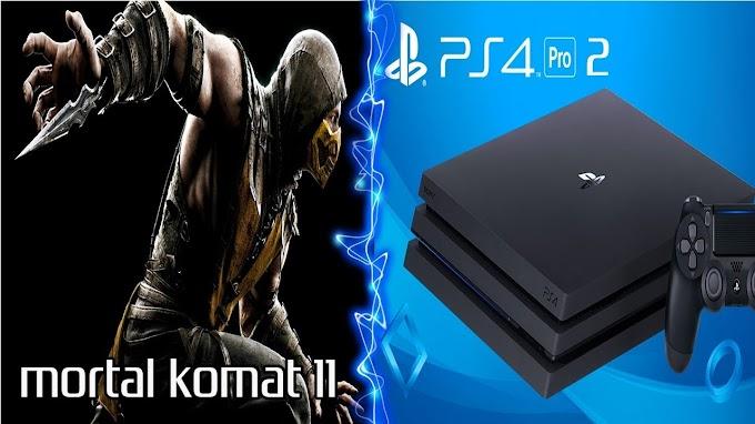 Sorteio - Ganhe Um PS4 + Mortal Kombat 11