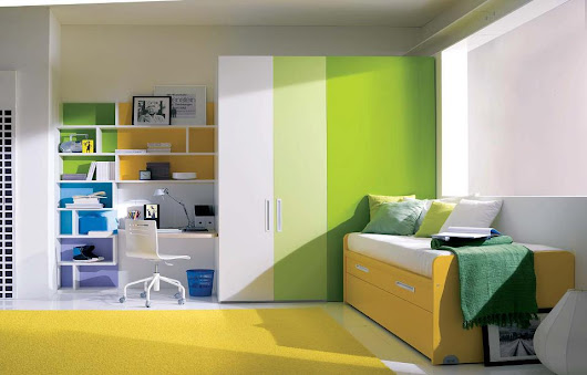 Colors in Room