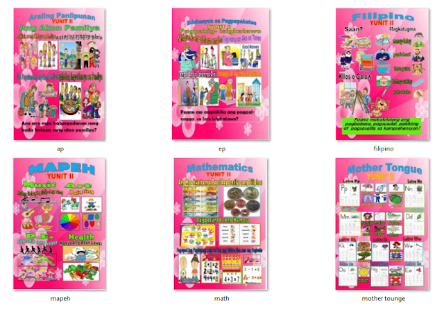 Deped tambayan learning Materials Grade 4 Lesson plan in English