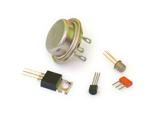 Moore's Law Transistors