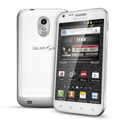 Open Till 6 00 Today S Flavors: Virgin Mobile USA Samsung Galaxy S II For