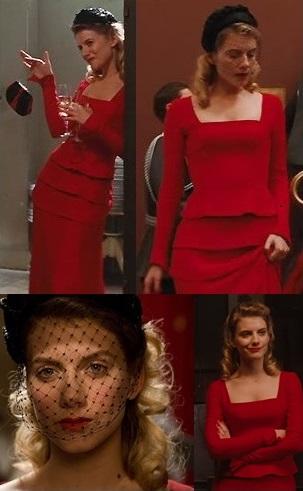 ella barrett on film fashion fashion in inglourious