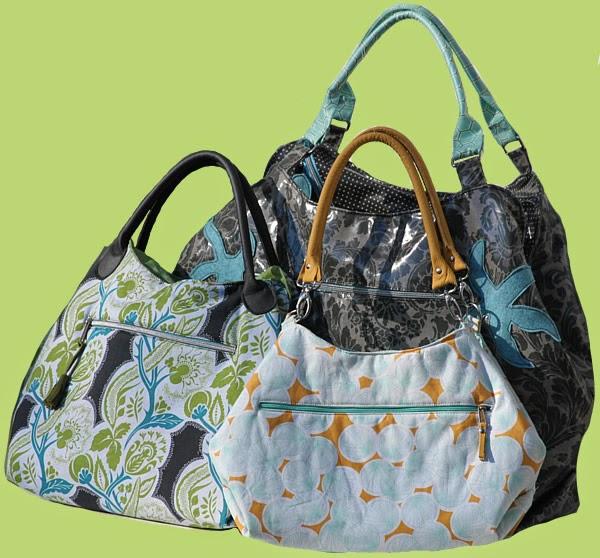 machwerk: Arya eine Tasche in drei Größen