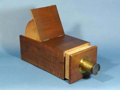 Gambar Kamera Obscura - Sejarah Kamera