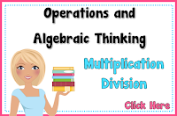 Multiplication and Division Resources for the K5 Classroom