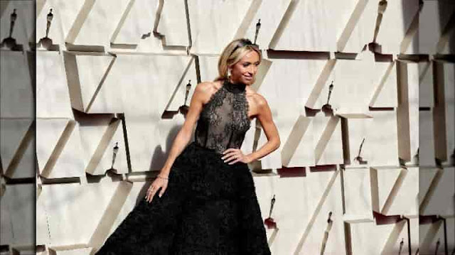 Fans are worried after seeing Giuliana Rancic's red carpet look