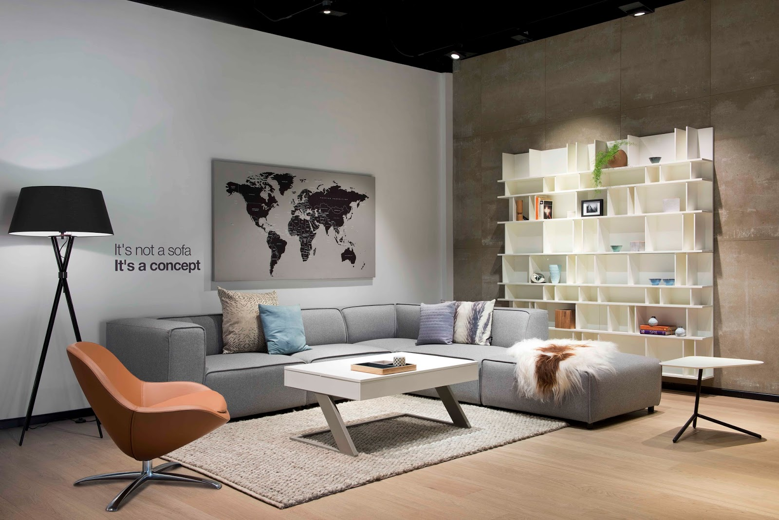 Boconcept the new danish brand for home styling in india for Buro concept